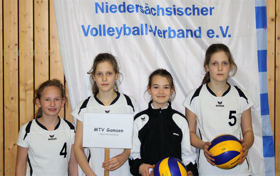 MTV Gamsen - Volleyball-U12-Team